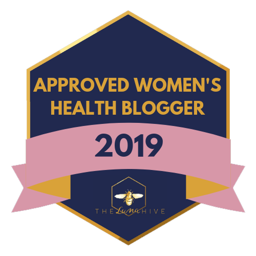 Approved Women's Health Blogger 2019
