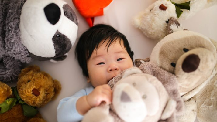 Does your child start waking hourly after a couple hours of good sleep?