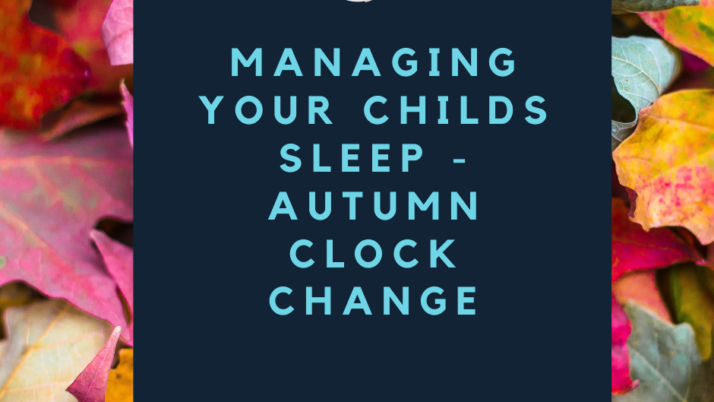 The Autumn Clock Change – 1 hour back